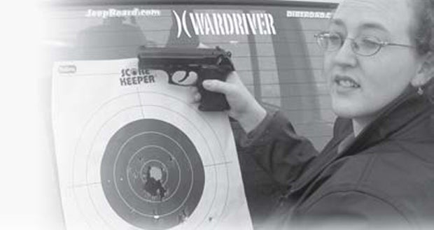 Concealed Carry: Practical accuracy