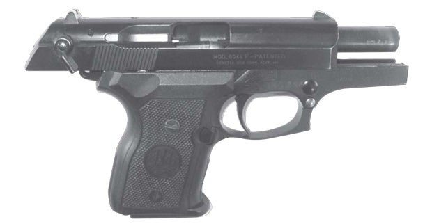 Concealed Carry: The Mini Cougar stands out in terms of refinement and style