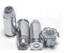 Concealed Carry: Hollow Point Ammunition for additional shock effect