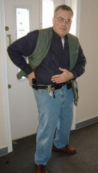 Be alert, be willing, have a good attitude and be ready if you're going to concealed carry.