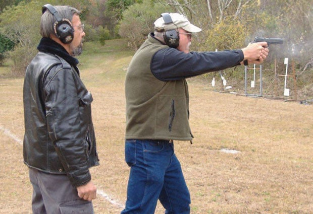Take concealed carry training with the best in the business.
