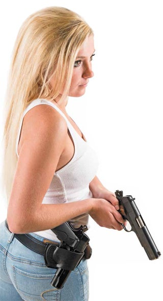 Having a real backup gun means you only have to learn one manual at arms, maintain one type of ammunition and often means you can use the same holster. A backup gun is not just on your hip, but for any time you need a second firearm to protect yourself or your family.