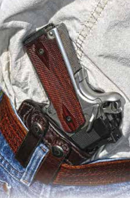 A true backup gun is one that requires no additional training, fits your existing holsters nicely and is ready to go to work when you need it. A true backup gun will also fire the same ammo in order to avoid confusion.