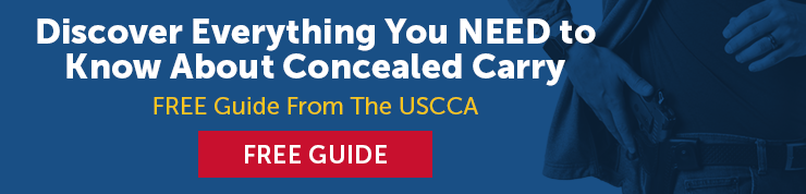 Get Your Free Concealed Carry Guide