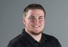 Portrait of Spencer Jacobson